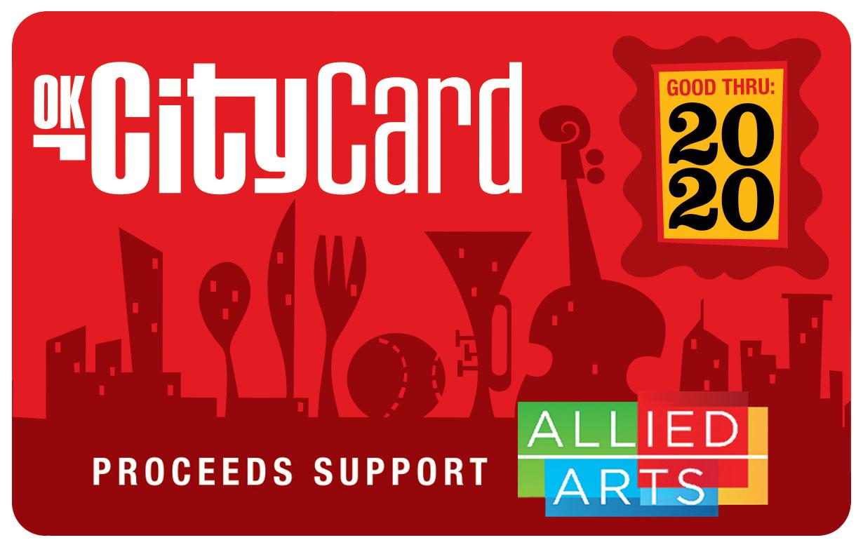 OKCityCard Partners   Allied Arts